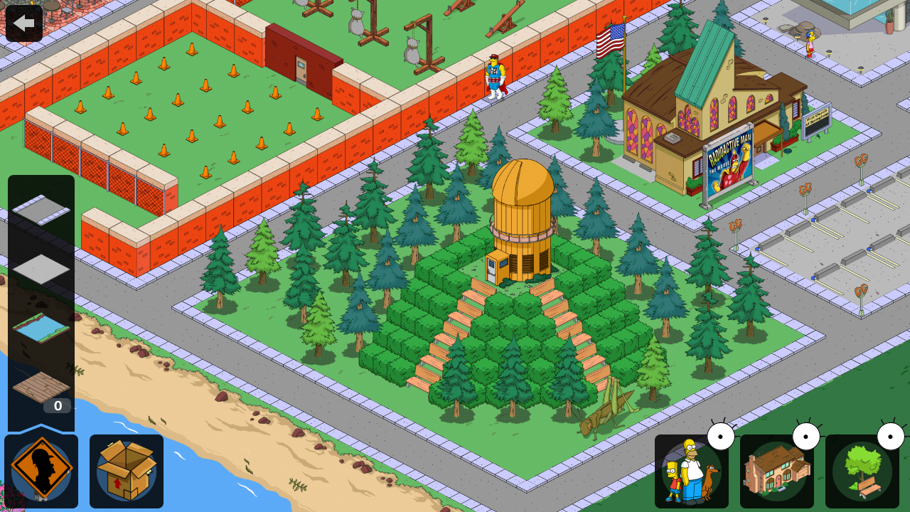 how to get free donuts on tapped out