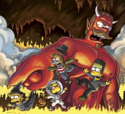 Spend My Donuts on Devil Flanders?  The Simpsons Tapped Out TopiX