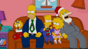 simpsons 2011 christmas