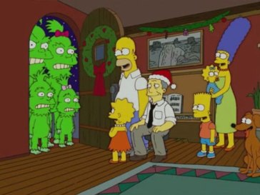 Image result for grumple family simpsons