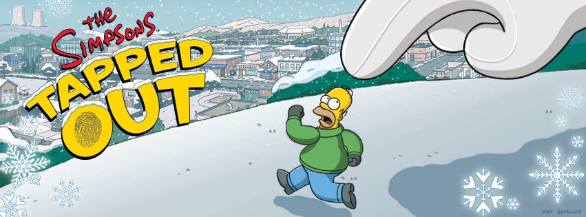 tapped out the simpsons: