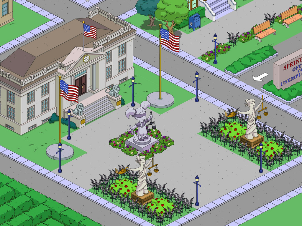 What Have You Done With Your Springfield Courthouse The