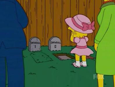 Image result for snowball ii funeral