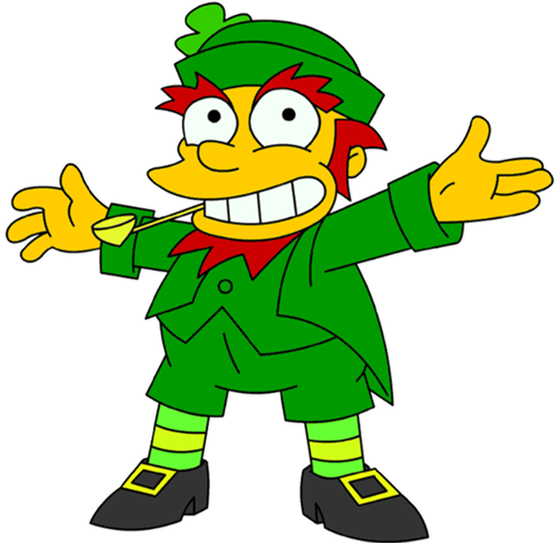 catch the leprechaun u2013 help and walkthrough the simpsons tapped