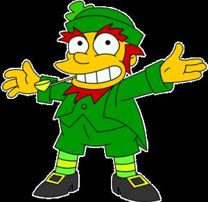 O'Reilly the Leprechaun