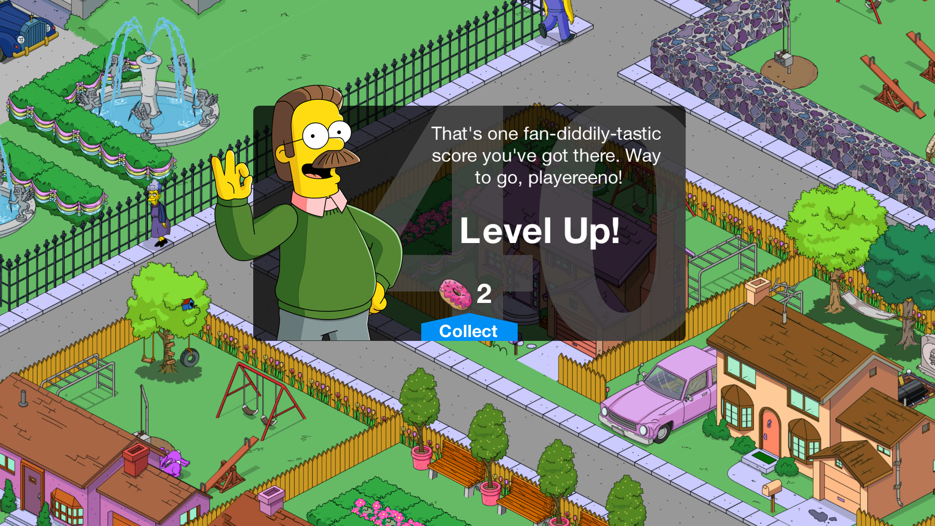 kwik tap guide level 40 chocolate pain all work is now redirect rh tstotopix me Simpsons Springfield Map Simpsons Springfield App