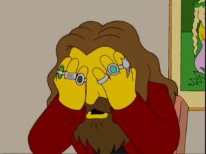 Alan Moore Facepalm
