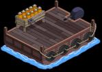 Fireworks Barge