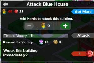 Attack Menu