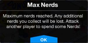 Max Nerd Warning