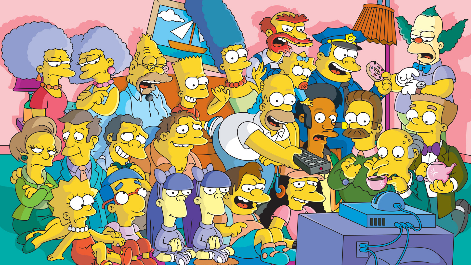 Los Simpsons, mucho más que sólo una serie