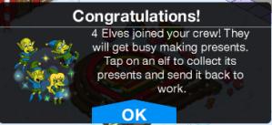 Elf Crew Notice