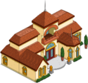 Krustys Mansion