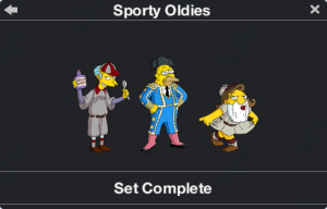 Sporty Oldies