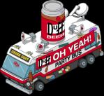Duff Party Bus