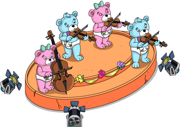 Animatronic Bears