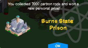Burns State Prison Price