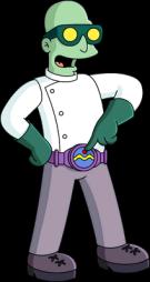 Dr Colossus