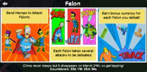 Felons Screen