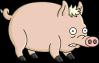 Plopper Pig