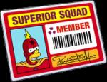 Superior Squad Member