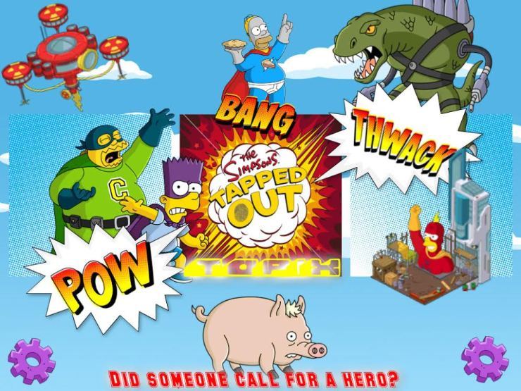 Topix-Superhero-Theme