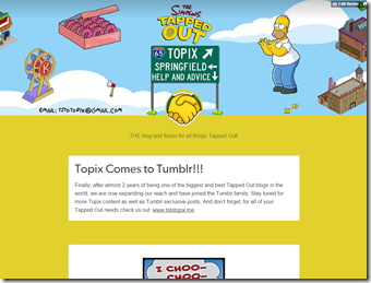 TSTO Topix