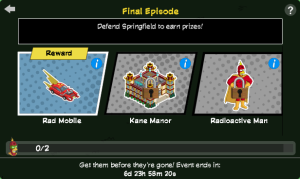 Tapped Out Issue 4 Prizes