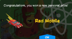Tapped Out Rad Mobile Unlock