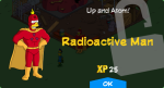 Tapped Out Radioactive Man Unlock