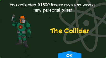 The Collider Prize