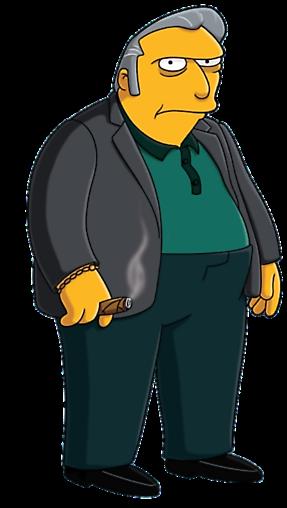 Fat tony s son