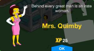 Mrs. Quimby Unlock