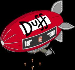 Duff Blimp