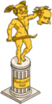Excellence Prize Statue