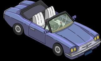 Mr. Power's Car