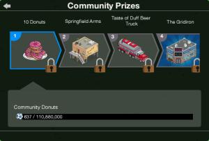 Community Prizes