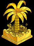 Golden Fancy Tree