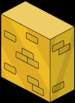 solidgoldbrickwall
