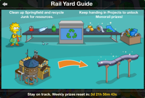 Rail Yard Guide