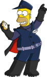 Conductor Homer