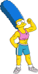Muscular Marge