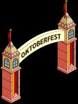 Oktoberfest Gate
