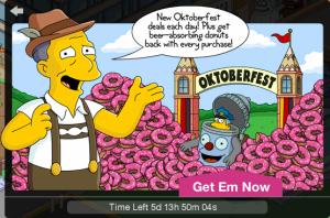Oktoberfest Gil Deal