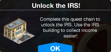Unlock the IRS Message