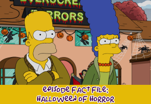 Episode Fact File Halloween Of Horror All Work Is Now