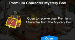Premium Character Mystery Box