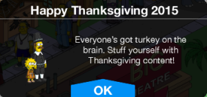 Happy Thanksgiving 2015 Message