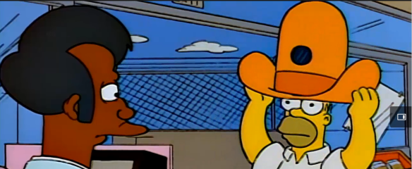 Homer and Apu season 5 episode 13 Simpsons World (13)