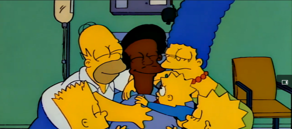 Homer and Apu season 5 episode 13 Simpsons World (27)